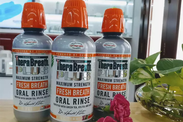 TheraBreath Plus Oral Rinse